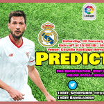 Real Madrid vs Sevilla || Football Prediction || Spanish LaLiga