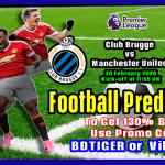 Club Brugge vs Manchester United || Europa League || Thursday, 20 February 2020 ||