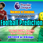 Norwich vs Liverpool || England – Premier League || 15 February 2020 ||