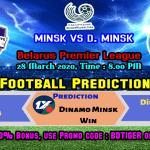 কে জিতবে বেলারুশ প্রিমিয়ার লীগ ম্যাচ : Minsk vs Dinamo Minsk