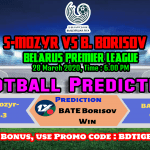 কে জিতবে বেলারুশ প্রিমিয়ার লীগ ম্যাচ : Slavia-Mozyr vs BATE Borisov