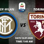 ইতালিয়ান লীগ : ইন্টার মিলান  বনাম তোরিনো ফুটবল ম্যাচ প্রিভিউ এবং প্রেডিকশন্স