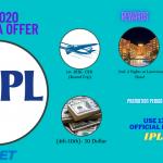 1xbet IPL২০২০ ধামাকা অফার